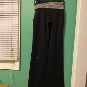LULULEMON Full Length Black Legging Yoga Pants